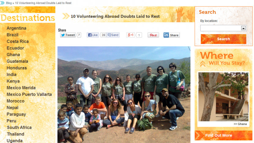 10 Volunteering Abroad Doubts Laid to Rest